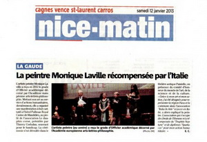 Couverture Nice Matin