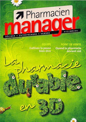 Couverture Pharmacien Manager